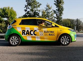 Coche eléctrico RACC