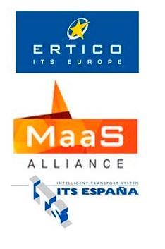 Logos Nuevas tecnologias y MaaS
